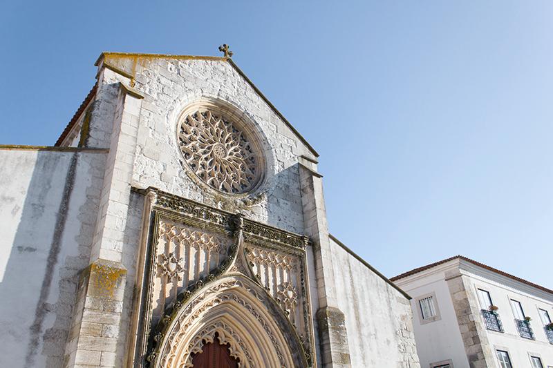 Santarém - Graça's Church