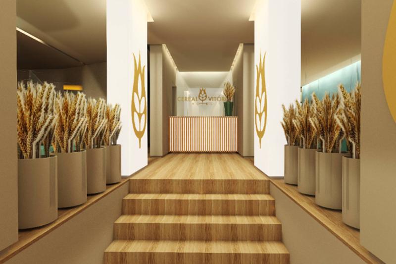 Hotel - Cereal Vitória
