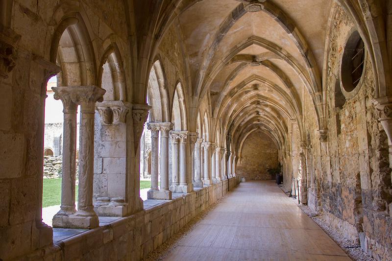 Santarém - Convent of S. Francisco