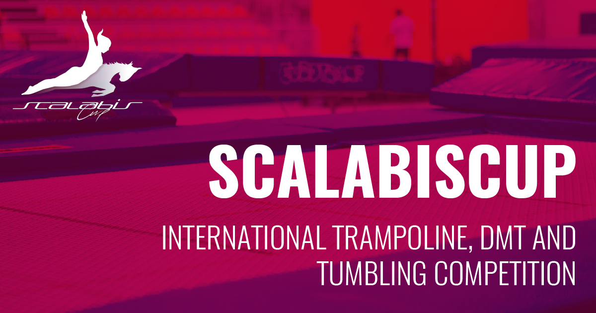 SCALABISCUP - International Trampoline, DMT and Tumbling